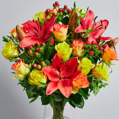 £5 off selected autumn bouquets
