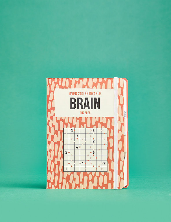 Brain Training Quiz Book