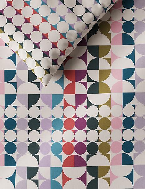 Spot Print Bedding Set