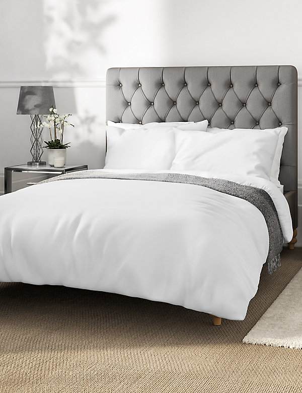 Comfortably Cool Duvet Cover | M&S