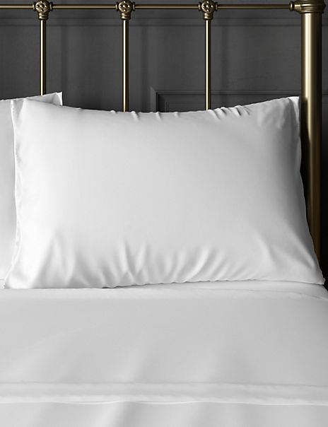 Comfortably Cool Cotton & Tencel® Blend Standard Pillowcase