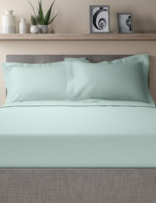 Comfortably Cool Cotton & Tencel® Blend Oxford Pillowcase
