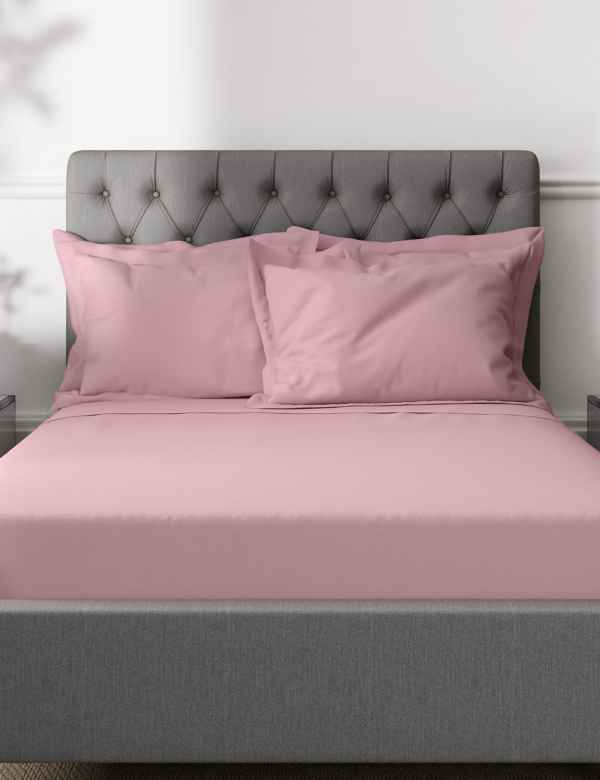 01030b3ba0 Pure Egyptian Cotton 230 Thread Count Oxford Pillowcase with StayNEW™