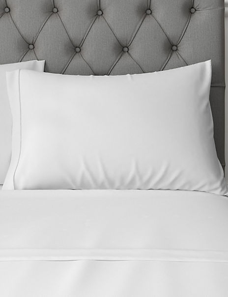 Egyptian Cotton 230 Thread Count Standard Pillowcase