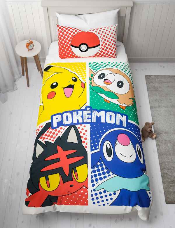 8610b692427 Pokemon™ Reversible Bedding Set