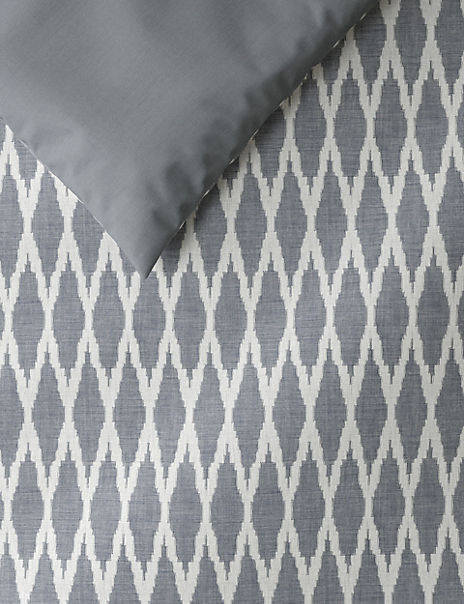 Diamond Jacquard Bedding Set