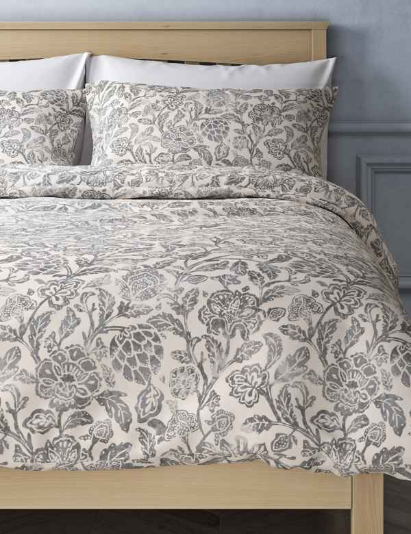 Patterned Bedding | Duvet Covers | Bed Sets | M&S Home & Garden | M&S