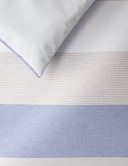 Brooklyn Striped Bedding Set
