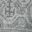 Global Patch Jacquard Bedding Set, EBONY, swatch
