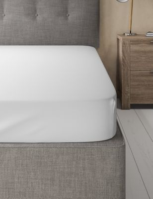 750 Thread Count Luxury Supima® Cotton Sateen Fitted Sheet