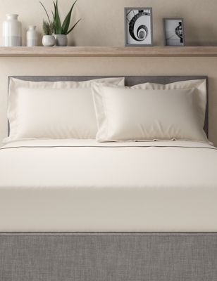 750 Thread Count Luxury Supima® Cotton Sateen Oxford Pillowcase