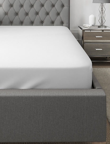750 Thread Count Luxury Supima® Cotton Sateen Deep Fitted Sheet