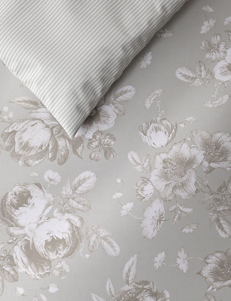 Signature Floral Bedding Set