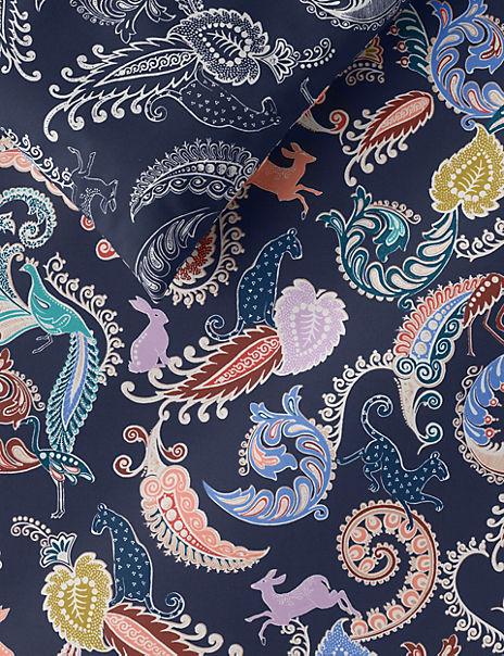Anya Paisley Print Bedding Set