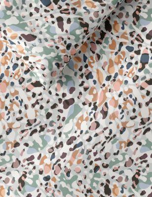 Cotton Rich Camouflage Bedding Set