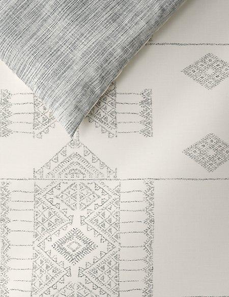 Medina Printed Bedding Set