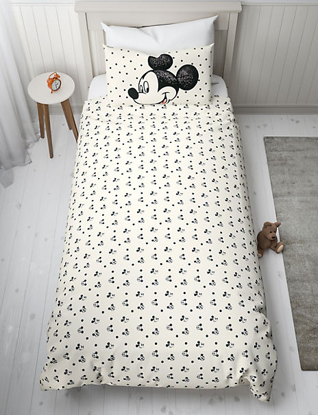 Mickey Mouse™ Reversible Bedding Set