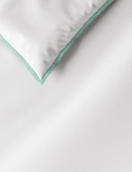 Eyelash Trim Bedding Set