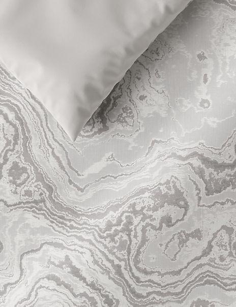 Marble Jacquard Bedding Set