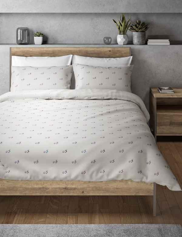 6b47e913d1 Duvet Covers & Bed Sets | Plain & Patterned Bedding | M&S Home | M&S