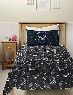 Cotton Mix Glow in the Dark Bedding Set