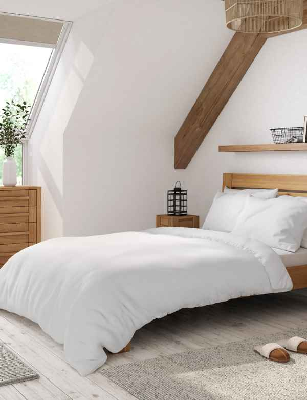 2ba16baa37 Plain Bedding | Duvet Covers | Bed Sets | M&S Home | M&S