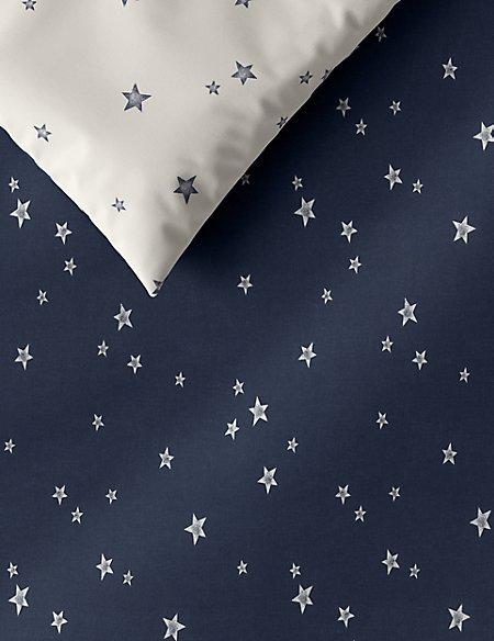 Stars Reversible Bedding Set