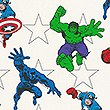 Marvel™ Reversible Bedding Set, WHITE MIX, swatch