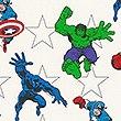 Parure de lit réversible à motif Marvel™, BLANC ASSORTI, swatch