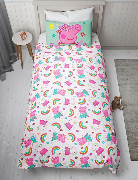Peppa Pig™ Reversible Bedding Set