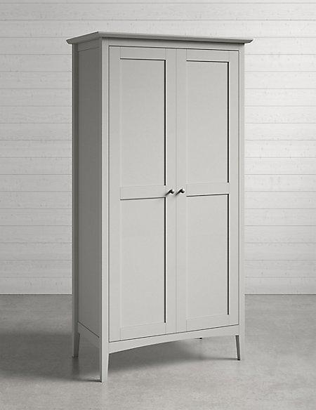 Hastings Full Length Wardrobe