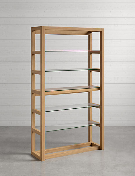 Colby Open Shelving Unit