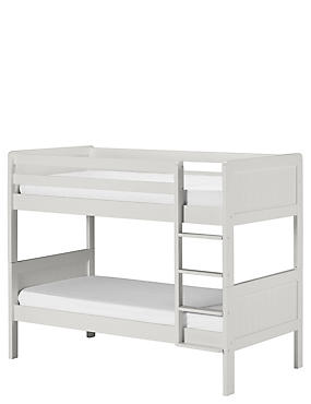 Hastings Kids Grey Bunk Bed