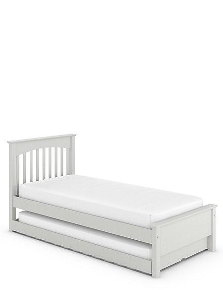 Hastings Kids Grey Hideaway Bed