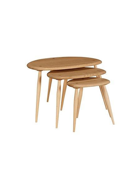 Ercol Kimble Nest Tables