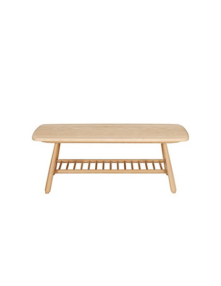 Marks And Spencer Ercol Kimble Nest Tables: Ercol Kimble Coffee Table