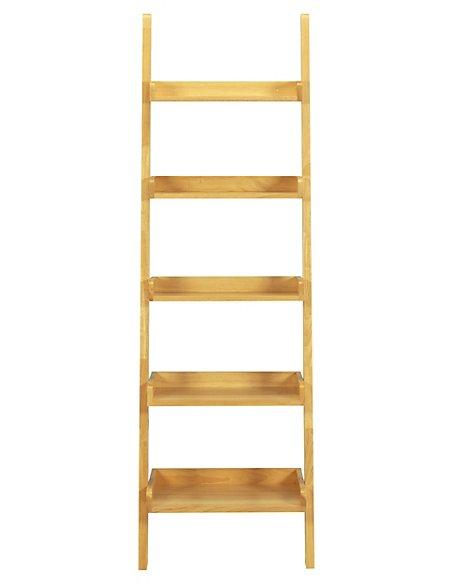 Step Ladder Shelving Unit