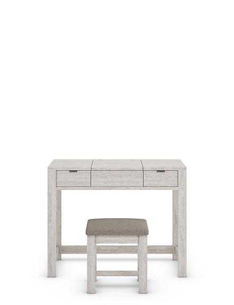 Arlo Dressing Table & Stool