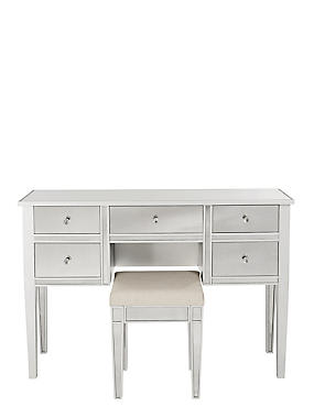Evelyn 5 Drawer Dressing Table