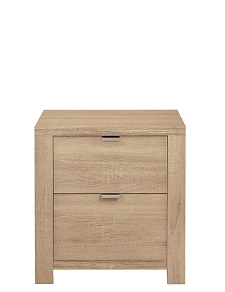 Arlo Natural Bedside Table