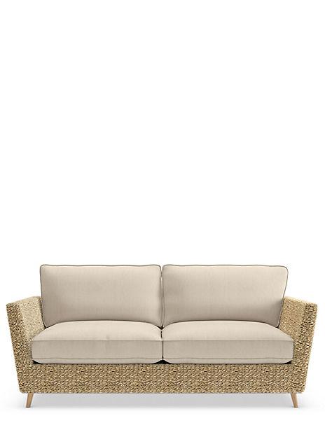 Bermuda II Large Sofa Neutral