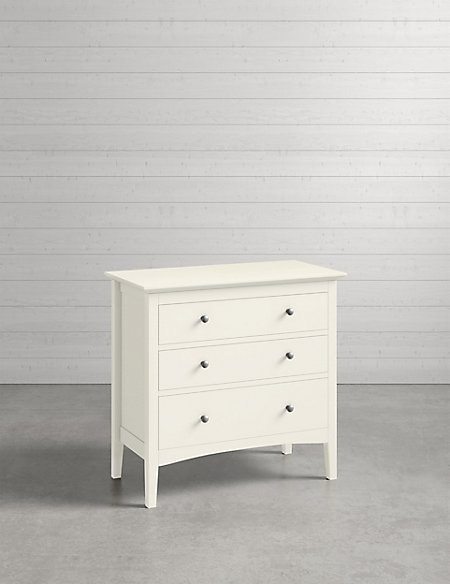 Hastings 3 Drawer Chest