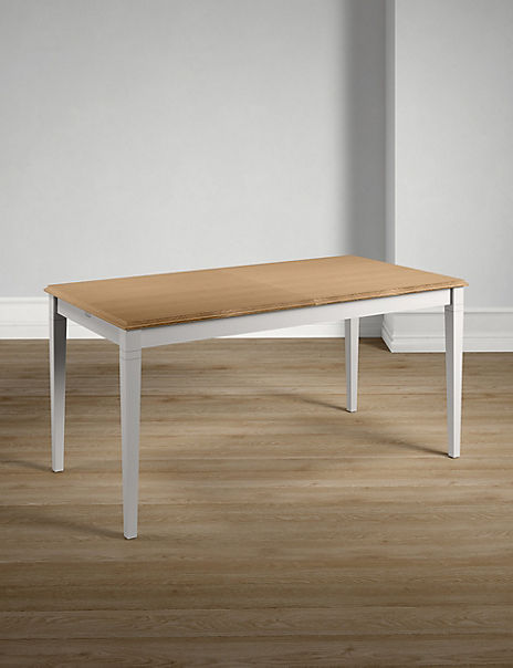 Sandbanks Extending Dining Table