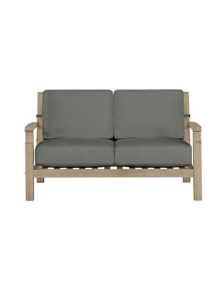 Dahlia Green Sofa