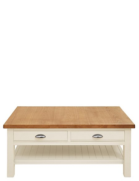 Padstow Storage Coffee Table