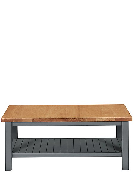 Padstow Coffee Table Grey