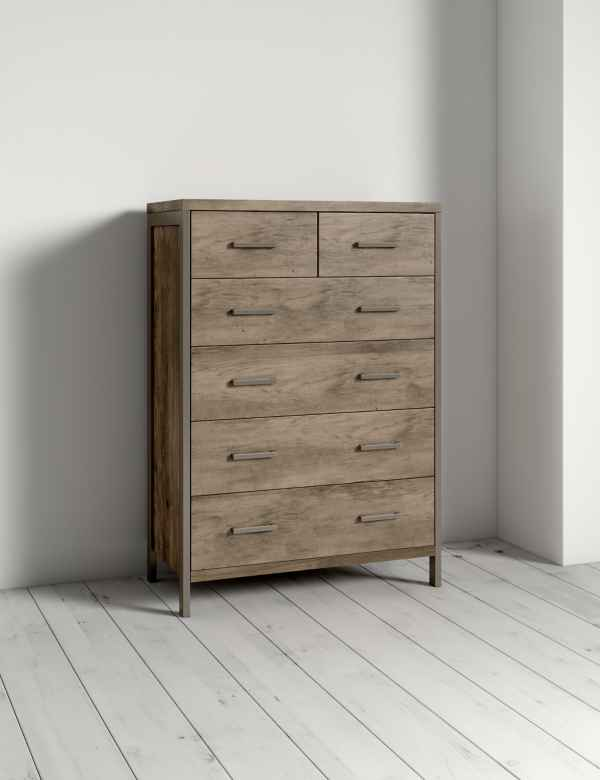 Baltimore Grey | Bedroom Furniture| M&S