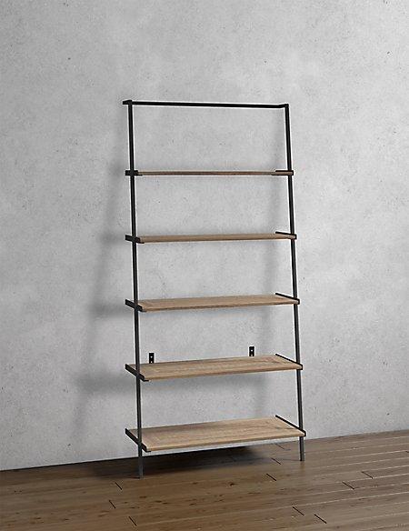 Sanford Parquet Storage Ladder