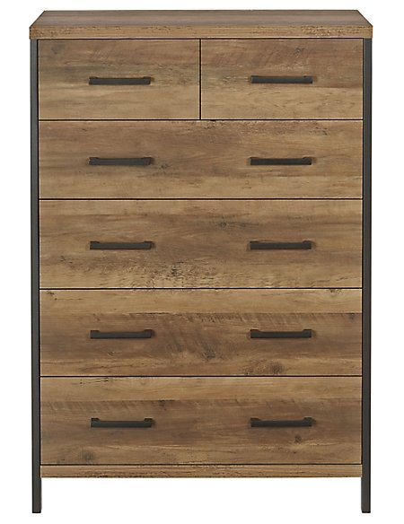 Baltimore 4+2 Drawer Chest