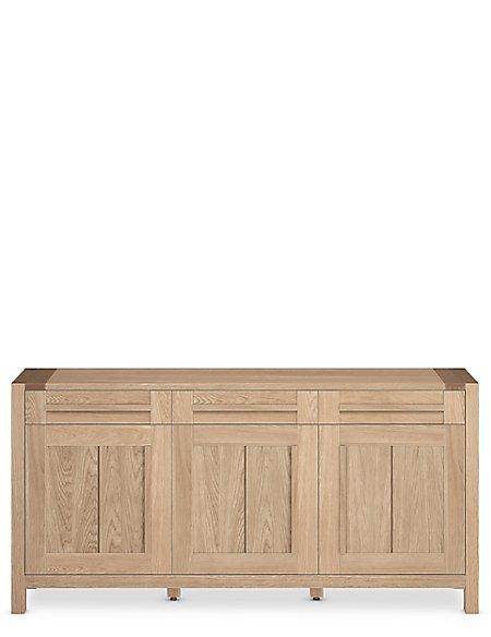 Sonoma™ Blonde 3 Door Sideboard